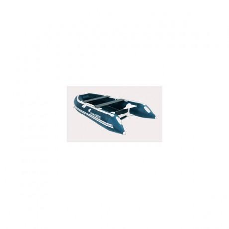 Лодка Solar-380 JET, тёмно-синий