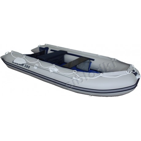 Лодка Solar-380 JET, темно-зеленый