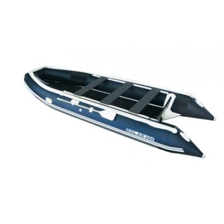 Лодка Solar-500 Jet, Хамсара, темно-зеленый