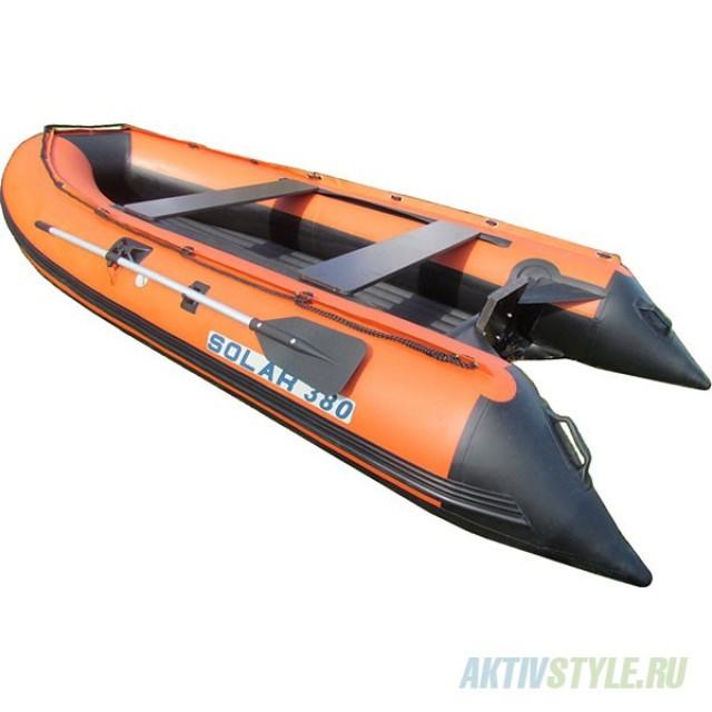 купить подержанную пвх лодку солар в россии