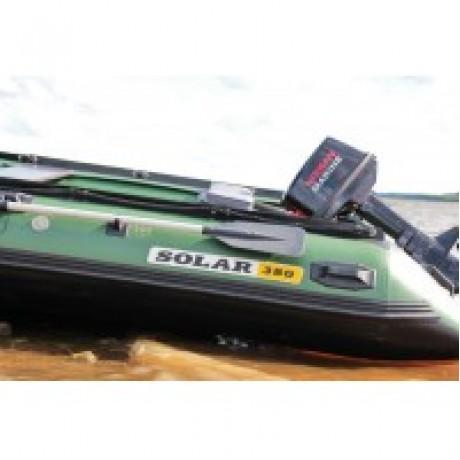 Лодка Solar-380 К, темно-зеленый