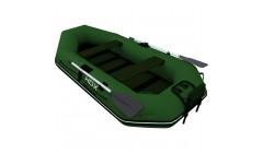 Лодка HDX Sirena 240, цвет зелёный