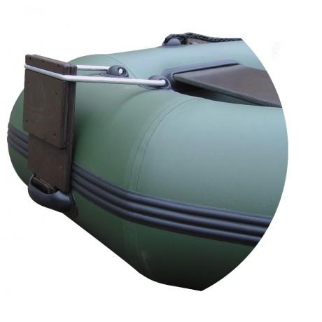 Лодка HDX Sirena 285, цвет зеленый