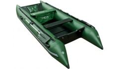 Лодка HDX Argon 380, цвет зеленый