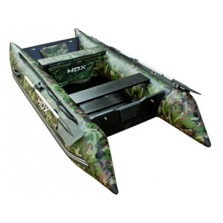 Лодка HDX Argon 380, цвет камуфляж