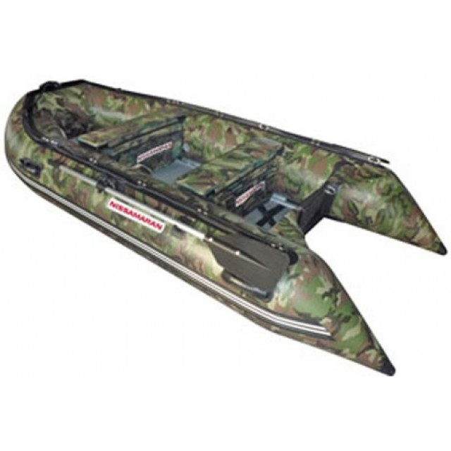надувная лодка nissamaran musson 270 купить