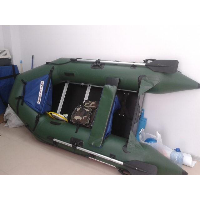 надувная моторная лодка пвх nissamaran tornado в новосибирске