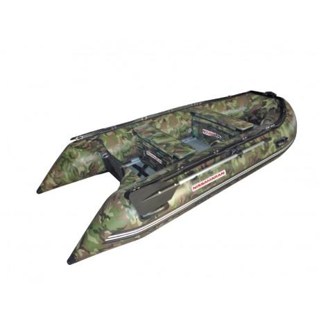 Лодка Nissamaran Musson 290, цвет камуфляж