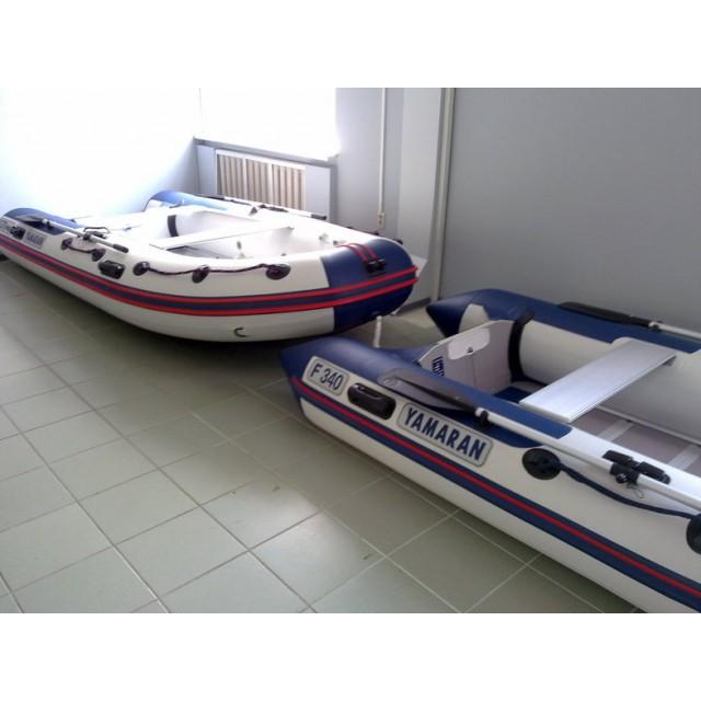 Лодка Yamaran S340