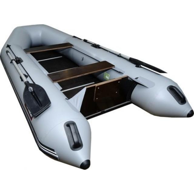 сборка лодки пвх хантер 290
