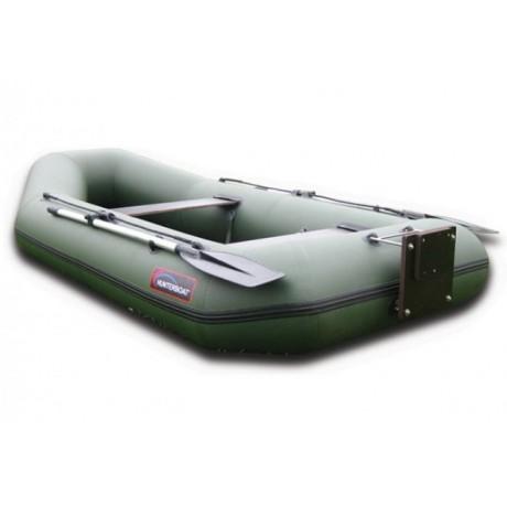 Лодка Хантер 280 ЛТ, цвет серый