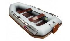 Лодка Хантер 300 ЛТ, цвет серый