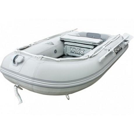 Лодка HDX серии Oxygen 240, цвет серый