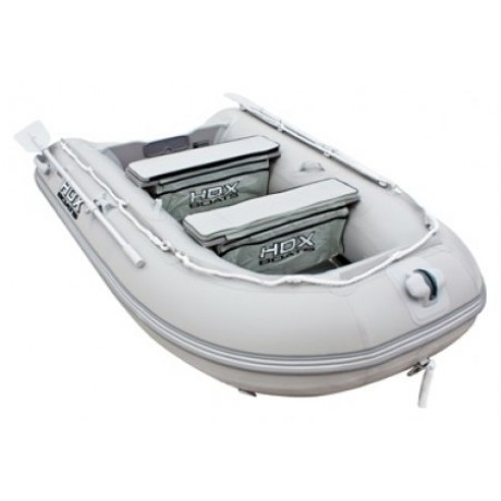 Лодка HDX серии Oxygen 300 Airmat, цвет серый