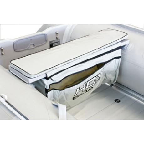 Лодка HDX серии Oxygen 300 Airmat , цвет красный