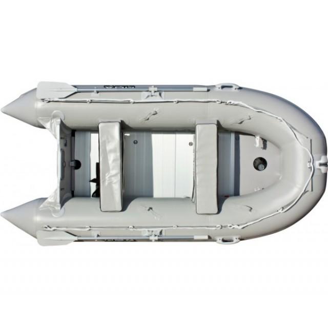 Лодка HDX серии Oxygen 330, цвет серый