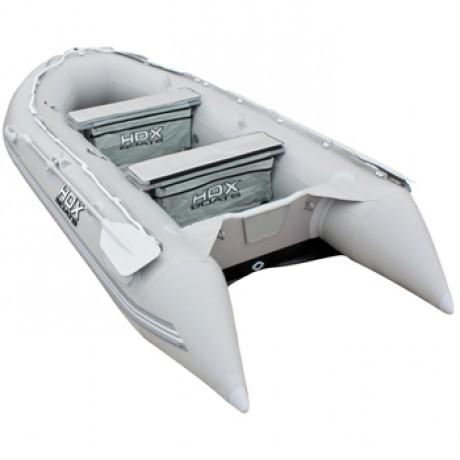 Лодка HDX серии Oxygen 330 Airmat, цвет серый