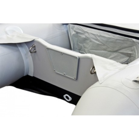 Лодка HDX серии Oxygen 390, цвет синий