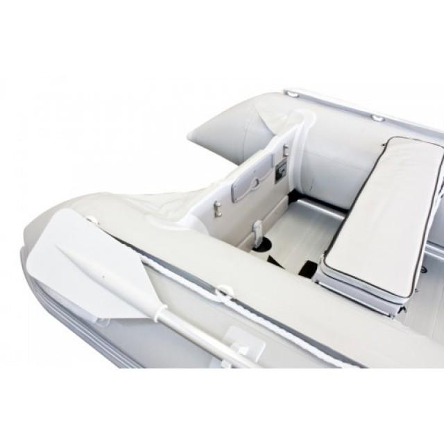 лодка hdx oxygen 330 серая