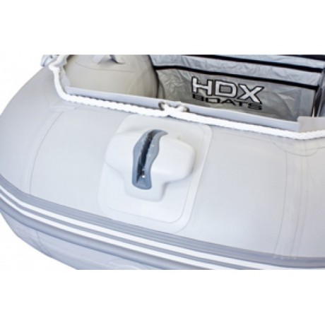 Лодка HDX серии Oxygen 430,цвет синий