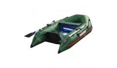 Лодка Nissamaran Musson 230, цвет зеленый