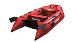 Лодка Nissamaran Musson 230, цвет красный