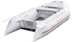 Лодка Nissamaran Musson 230, цвет серый
