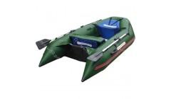 Лодка Nissamaran Musson 270, цвет зеленый