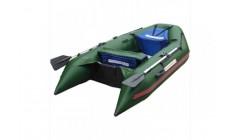 Лодка Nissamaran Musson 290, цвет зеленый
