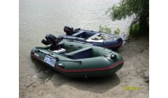 Лодка Nissamaran Musson 320, цвет синий