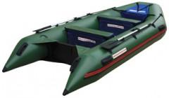 Лодка Nissamaran Musson 360, цвет зеленый