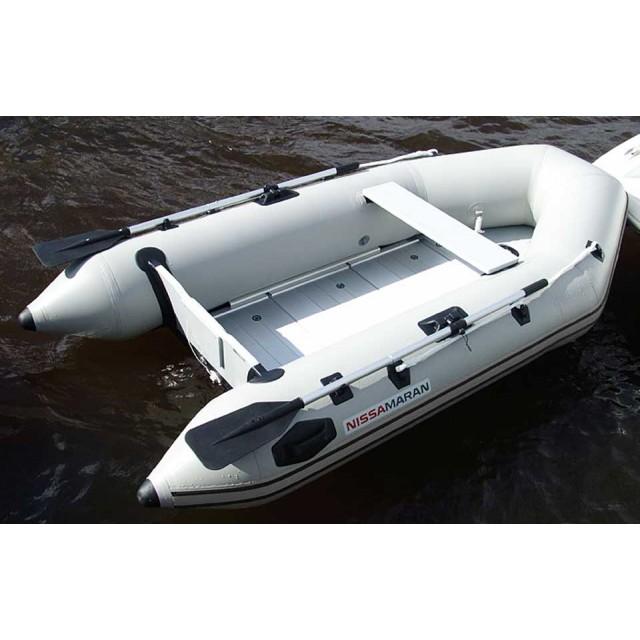 Лодка Nissamaran Tornado 230, цвет серый