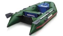 Лодка Nissamaran Tornado 270, цвет зеленый