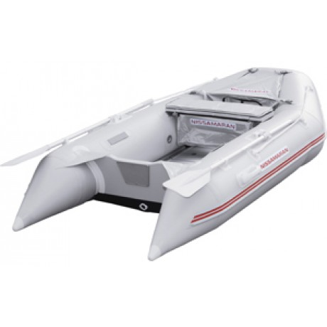 Лодка Nissamaran Tornado 270, цвет серый
