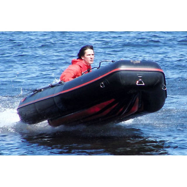 Лодка Badger с надувным дном Air Line 360