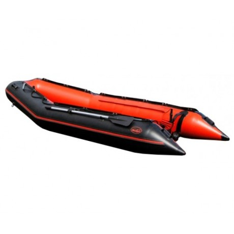 Лодка Badger с надувным дном Air Line 390