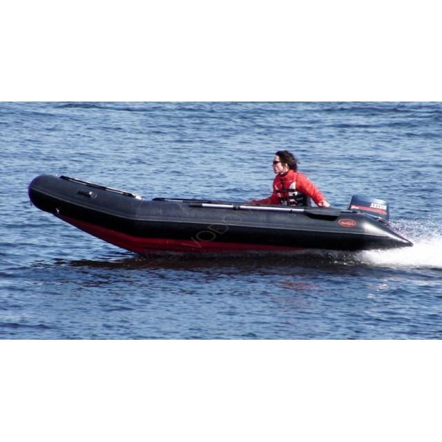 Лодка Badger с надувным дном Air Line 420