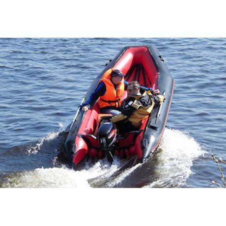 лодки пвх с надувным дном 450