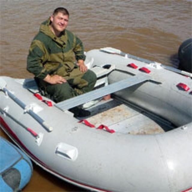 Лодка Badger Heavy Duty 350 AL