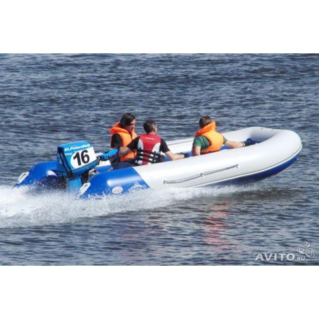 Лодка Badger Heavy Duty 470 AL