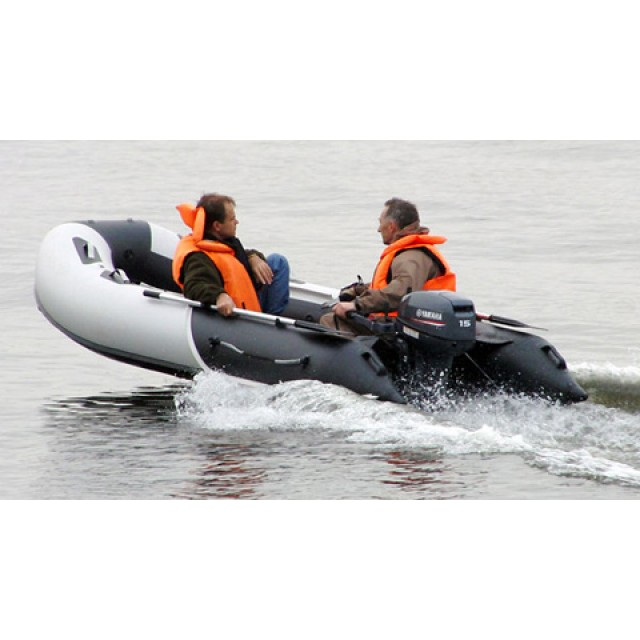 Лодка Badger Wave Line 390 PW