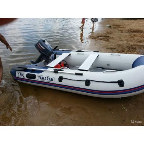 Лодка Yamaran T300