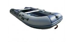 Лодка с алюминиевой палубой ДМБ Альфа 300