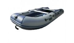 Лодка с алюминиевой палубой ДМБ Альфа 330