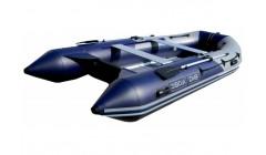 Лодка с алюминиевой палубой ДМБ Альфа 360