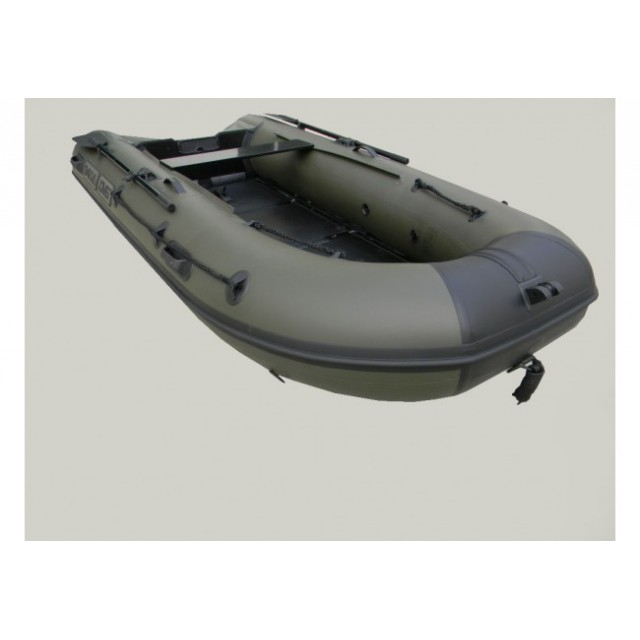 Лодка с палубой из водостойкой фанеры ДМБ Дельта 270