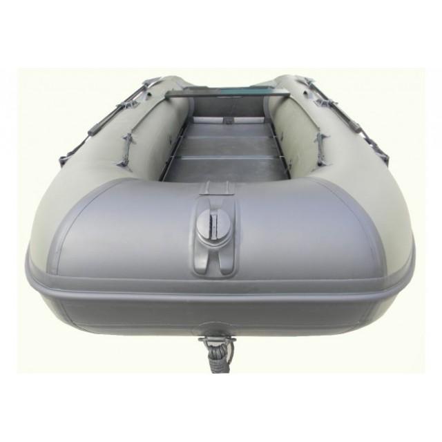 Лодка с палубой из водостойкой фанеры ДМБ Дельта 340