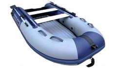 Лодка с надувным дном низкого давления ДМБ Омега 300