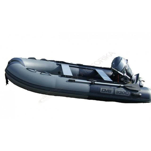 Лодка с надувным дном низкого давления ДМБ Омега 330