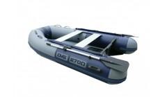 Лодка с надувным дном низкого давления ДМБ Омега 420